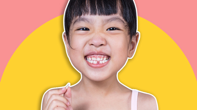 Kid Lost A Tooth? 5 Fun Things You Can Do So She Doesn't Feel Bad