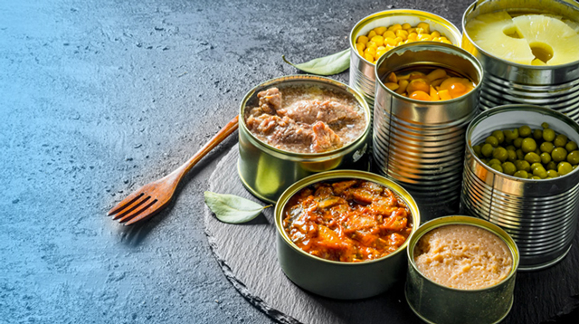 5 Delicious Recipes You Can Make Using Canned Goods