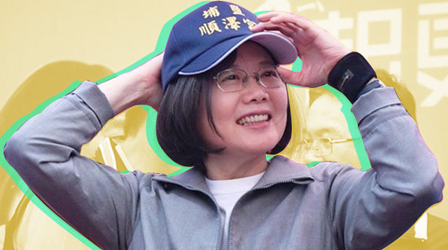 Taiwan Has Less Than 400 COVID-19 Cases. How They Did It, According To Their President