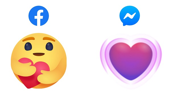 Send Virtual Hugs And Beating Hearts! Facebook's Emoji Reactions Are ECQ-Approved