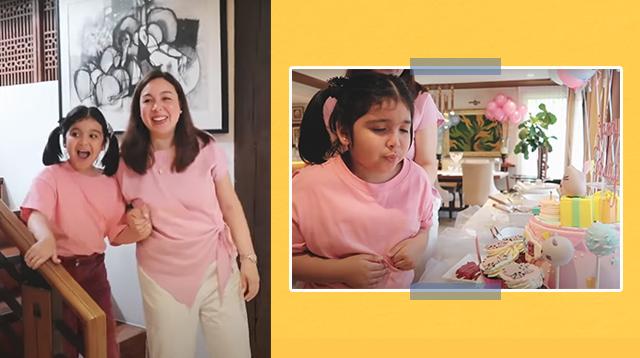 Marjorie Barretto, May Youtube Vlog Na; Ibinahagi Ang DIY Birthday Party Ni Erich
