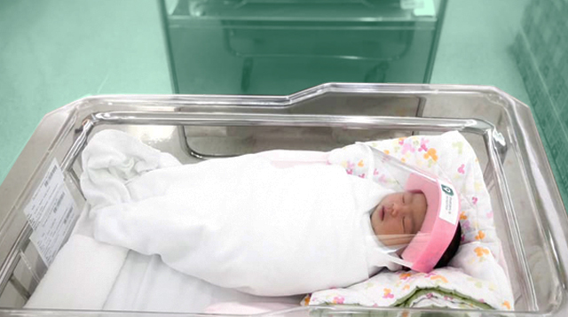 PH Pediatricians Warn Against The Use Of Face Shields And Face Masks For Newborns