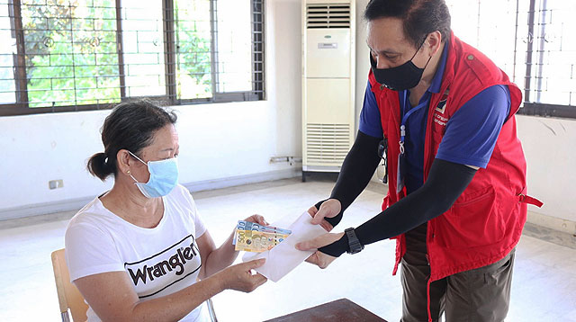 How To Make An Appeal Or Complaint About SAP To DSWD