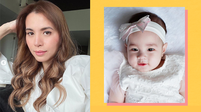Divine Lee Calls Daughter Blanca's 'Baptism' Via Zoom 'The New Normal'