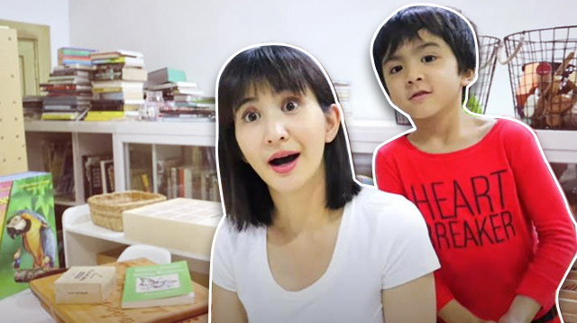 Why Rica Peralejo Decided To Homeschool Her Kids Even If She Was Scared