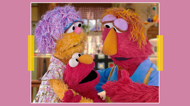 To All Mamas, You're Doing More Than Okay. Take It From Elmo's Dad!