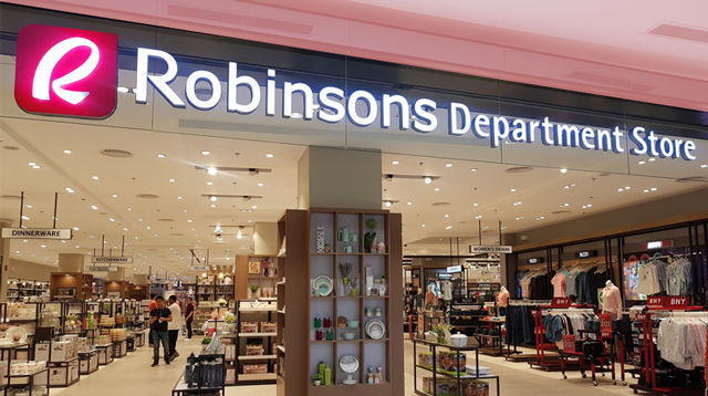 Robinsons Department Store Is Now Open For Delivery, Including Baby Essentials!