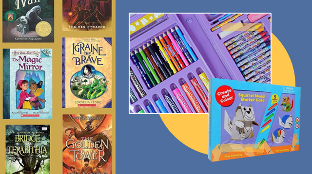 National Book Store Is Open For Your Reading, Art Supplies, and Office Supplies Needs