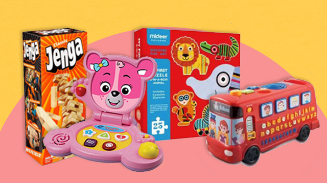 Good News! Select Toys'R'Us Stores Now Deliver