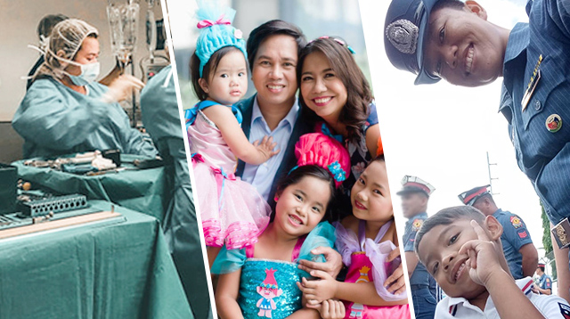 Saludo Kami Sa Inyo, Nanay! 4 Moms In The Front Lines Who Answered The Call To Serve