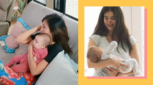 Erwan And Nico Shower Wives With Love On Their First Mother's Day