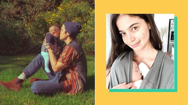 LOOK: Erwan Heussaff, Anne Curtis Take Daughter Out For Her First Picnic
