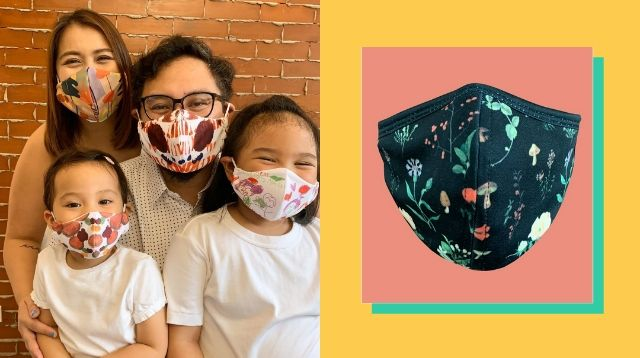 8 Cute And Comfortable Face Masks Your Kids Are Sure To Love (Buy Them Online!)