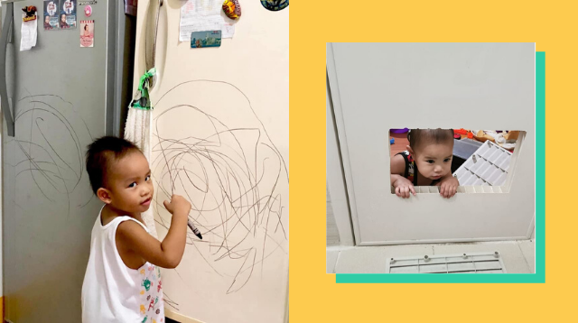25 OMG Images That Sum Up #LifeWithAToddler