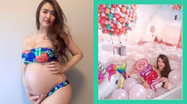 Valerie 'Bangs' Garcia Is Having Another Baby Girl!