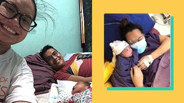 Mom Shares Her Childbirth Experience Where Unang Yakap Wasn't Done