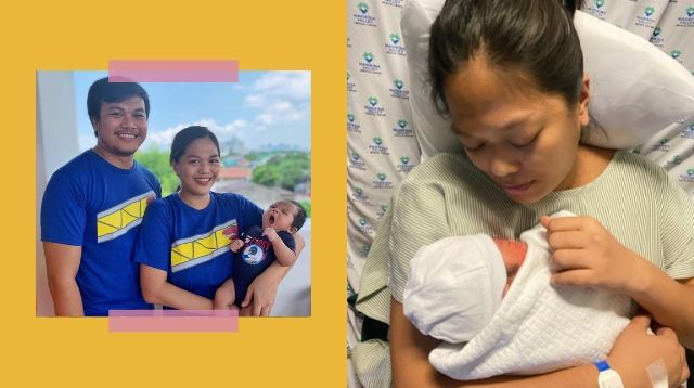A Mom's ECQ-Birth Story: 'I Only Paid The Maternity Package And Wasn't Charged For PPE'
