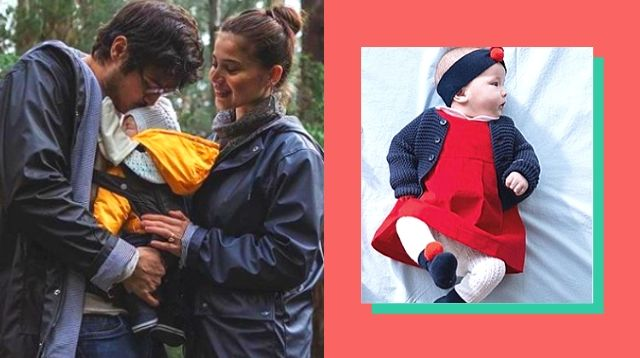 Dahlia Amelie Is 3 Months Old! Erwan And Anne Mark Milestone With Sweet Message
