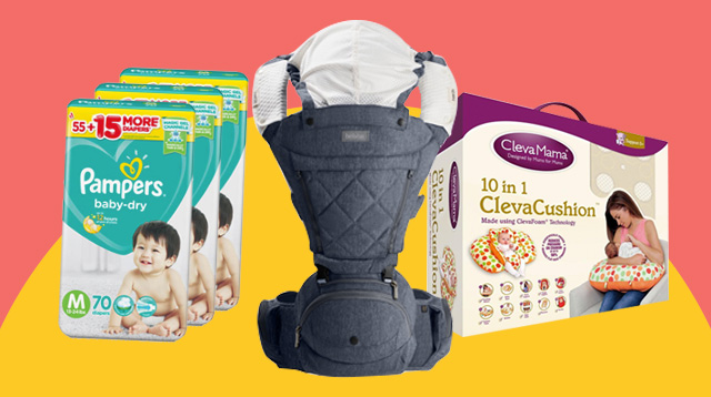 Your Cheat Sheet Of Mom-And-Baby Brands Offering Huge Discounts This 6/6 Sale