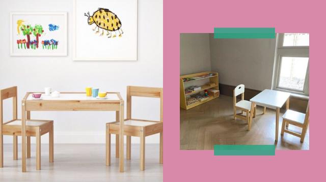 Tables And Chairs Pang Homeschooling, Narito Ang Mga Rekomendasyon Ng Mga Nanay