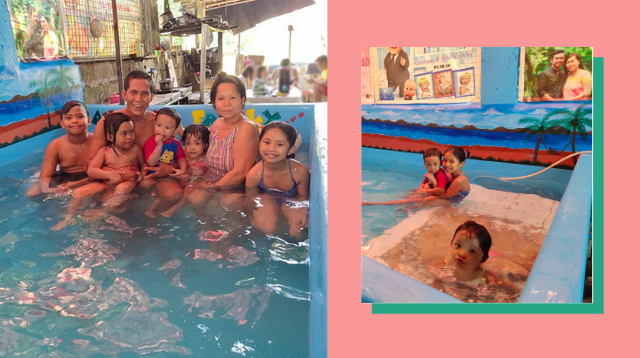 WATCH: Lolo Builds A Pool In Six Days For P4,000