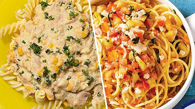 Pasta Every Day! This Week-Long Meal Plan Will Not Bore Your Pasta-Loving Kid