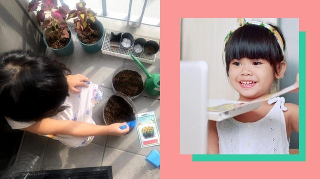 Mom Shares How She Turned A Portion Of Her 27-sqm Condo Unit Into Her Child's School