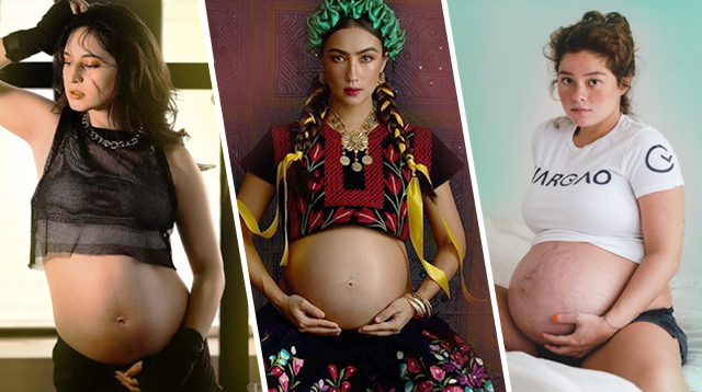 Pregnant Is Sexy! The Most Gorgeous Celebrity Baby Bumps We've Seen So Far