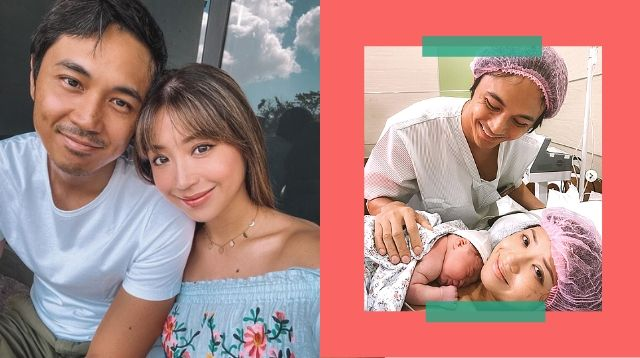 Kryz Uy's Husband Was With Her In The Delivery Room: 'I Was Shaking In Pain'
