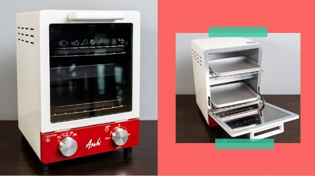 This Mini Oven Can Toast, Bake, Roast, And Defrost Food!