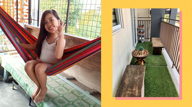 Outdoor Feels! Look How These Moms Made The Most Out Of A Small Balcony