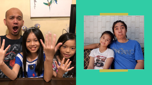 Lagpas-Lagpas! We Challenged #GirlDads To Do Their Daughters' Nails (And Hair!)