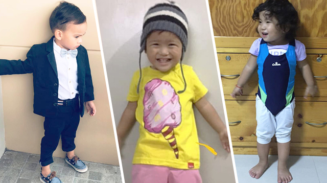 Pass Or Fail? Moms Show Us What Happens When Dads Are In Charge Of Baby's #OOTD