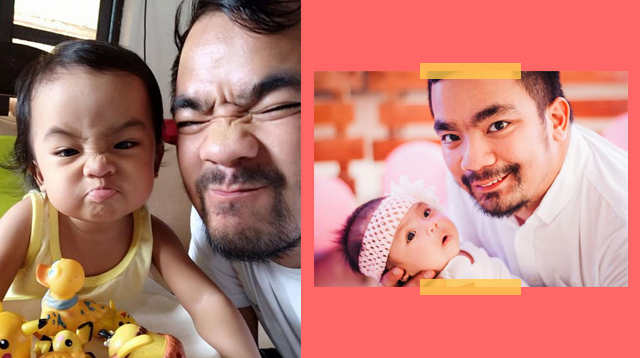 This #GirlDad Is Documenting Fatherhood In The Most Pinoy Way Possible!