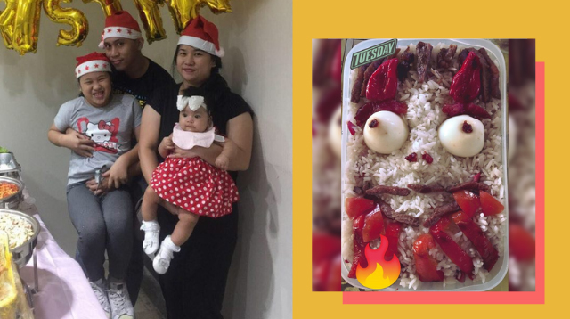 This Mom's Baon For Hubby Says It All: 'Yung Galit Ka Pero Kailangan Lutuan'