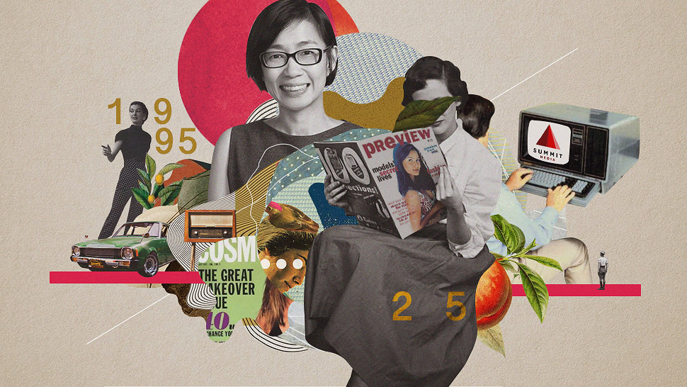 Summit Media Turns 25! How It All Began For Smart Parenting's 'Mom'