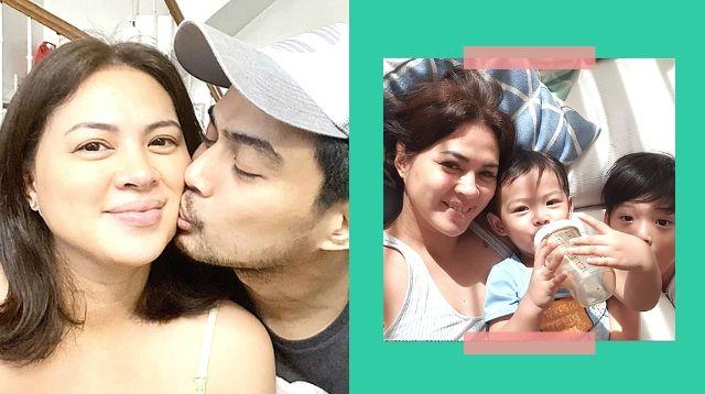 Pregnant Lara Quigaman Admits 'Feeling Ko Ang Taba-Taba Ko Na At Hindi Ako Maganda'