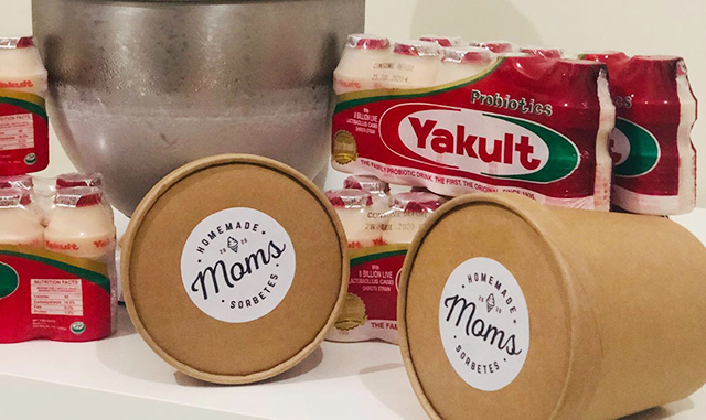 You Can Buy Nearly A Liter of This Yakult Ice Cream For Just P145