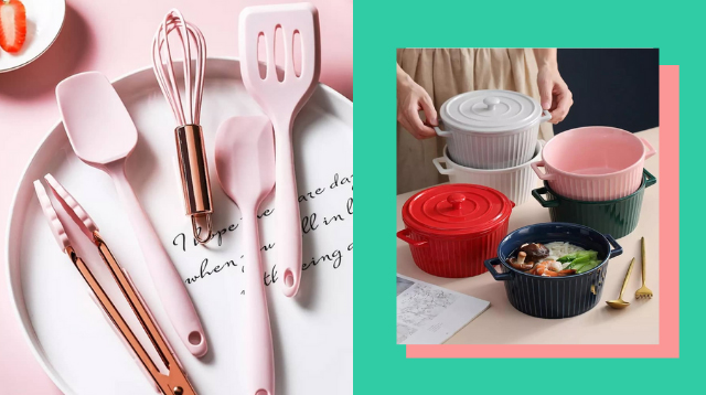 Serve Your Food In Style With These Pretty Kitchen Finds