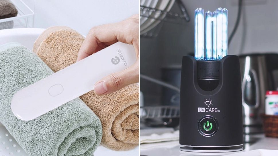 Para Malinis Ang Bahay! You Can Buy These UV Sterilizer Devices Online