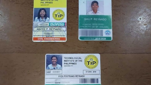 These IDs Do Not Have Encoding Errors. Meet The Alphabet Siblings!