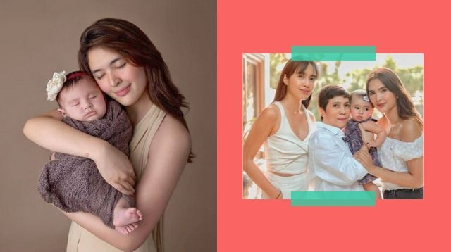 Sofia Andres Told Her Parents About Her Pregnancy By Showing The Ultrasound Scan