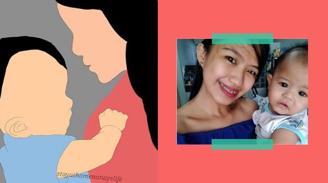 Drawing Ang Naging Panlaban Ng Nanay Na Ito Sa Anxiety At Postpartum Blues