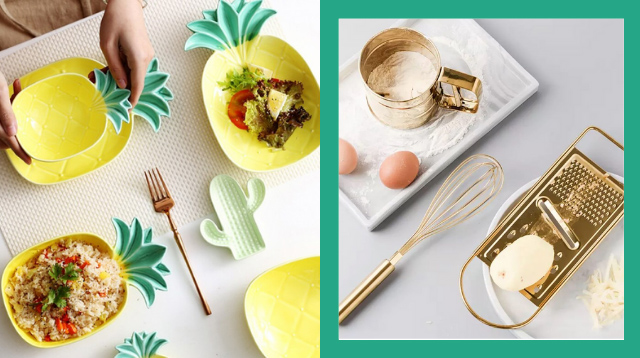 Where To Shop Online For Pretty Cookware And Kitchen Tools For That Restaurant Feel