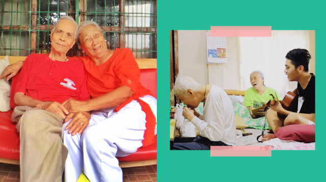 Pampa-Good Vibes! This Collab Between An Apo And His Grandparents Will Make You Smile