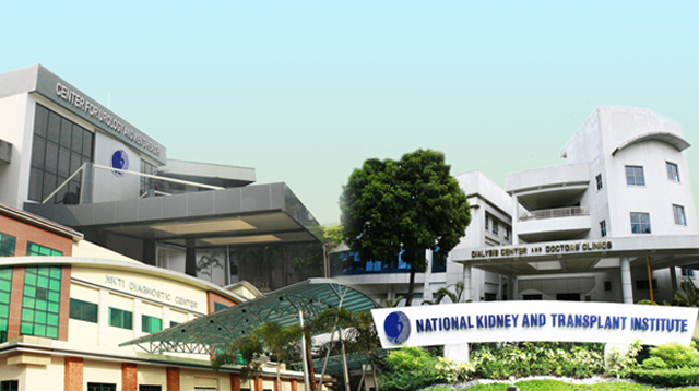 Nat'l Kidney Institute Can No Longer Accept Non-COVID Emergency Cases