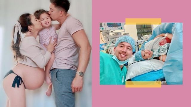 Valerie 'Bangs' Garcia Gives Birth To Second Daughter Isabella