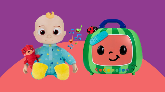 Are You Ready? CoCoMelon Toys Are Coming (You Can Pre-Order Now!)