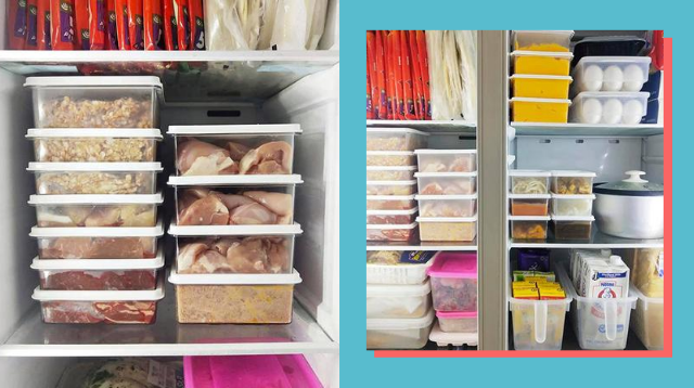 This Mom's Ultra-Tidy Fridge Will Inspire You To Get Organized