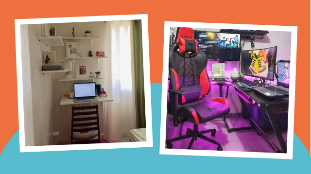 LOOK: These Work At Home Moms Rewarded Themselves With Gorgeous Offices